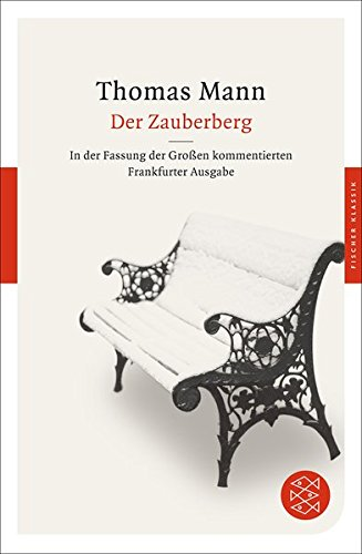 Der Zauberberg: Roman (Fischer Klassik)