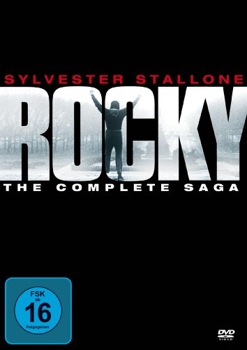 Rocky – The Complete Saga (6 DVDs)