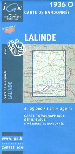 Lalinde GPS: Ign1936o par IGN
