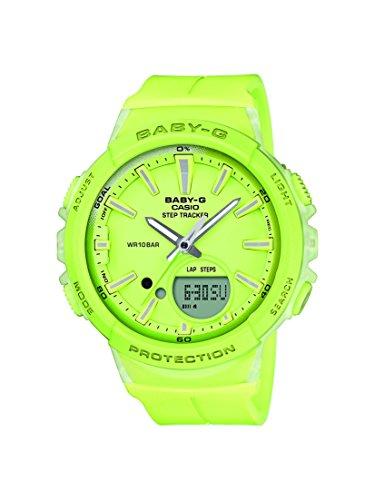 Casio Baby-G Damen-Armbanduhr BGS-100-9AER