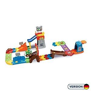 VTech Tut Tut Baby Flitzer 80-503704 Pista para vehículos de Juguete De plástico - Pistas para vehículos de Juguete, plástico, Multicolor, 1 año(s), Niño/niña, 5 año(s)