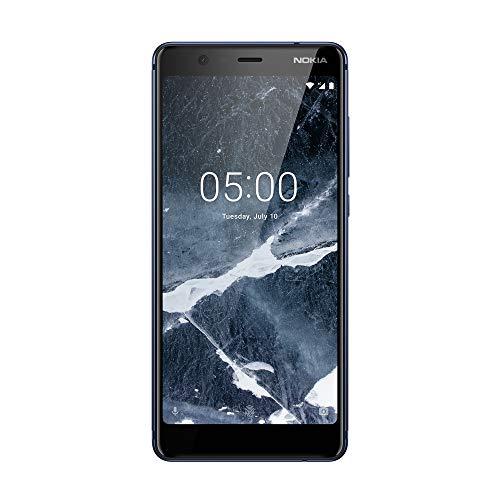 Foto Nokia 5.1 Smartphone da 32 GB, Blu [Italia]