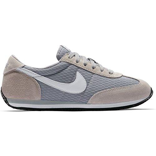 Nike Wmns Oceania Textile, Zapatillas de Running para Mujer, Gris (Gris/(Wolf Grey/White/Pure Platinum/Fiberglass) 000), 39 EU