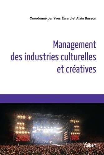 Management des industries culturelles et créatives