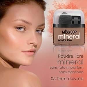 Poudre Libre Mineral - Miss COP (05-Terre Cuivré)