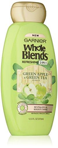 Garnier miscele intero 2-in-1verde mela e tè verde 354,4gram (370ML)