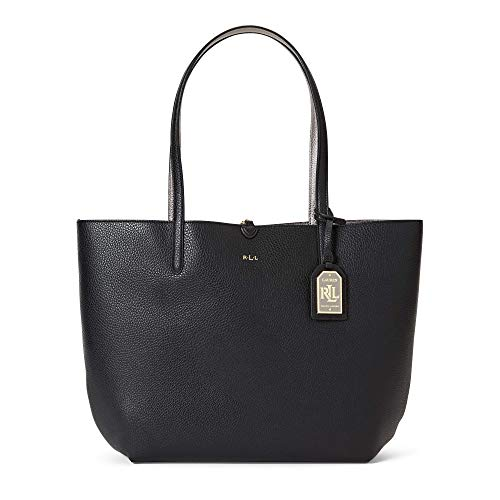 RALPH LAUREN RVRSBLE TOTE-TOTE-MEDIUM