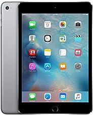Apple iPad Mini 4 32GB 4G - Grigio Siderale - Sbloccato (Ricondizionato)
