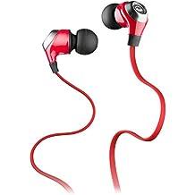 Monster N-Lite - Auriculares in-ear, color rojo