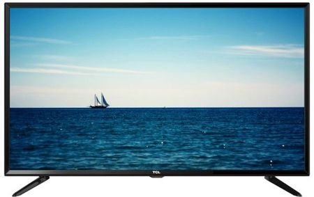 TCL 101.6 cm (40 inches) 40S62FS FULL HD SMART LED TV (BLACK)