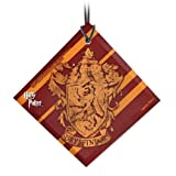 Harry Potter (Gryffindor Crest) Starfire impresiones de cristal colgantes de decoración