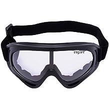 YYGIFT CS- Gafas protectoras antiviento, para motocicleta, ciclismo y deportes de nieve, protección UV400