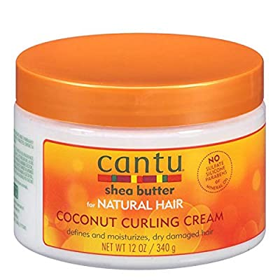 Cantu Shea Butter | Coconut Curling Cream from Cantu Shea Butter