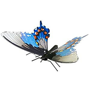 Fascinaciones: Pipevine Swallowtail Butterfly - Kit De Modelos De Metal 3D