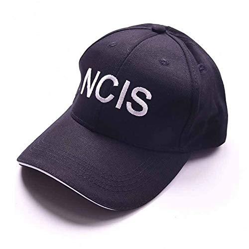 TTXSKX Navy Criminal Investigative Service NCIS Baseballmütze Männer Sommer Hysteresenhut Casquette Homme Knochen Lässige Gorra Einstellbar