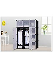 DIY Furniture Multipurpose Metallic Wire Storage Organiser, Book Shelf, Storage Cabinet, Kitchen Organiser
