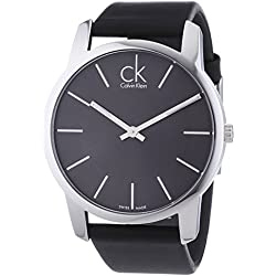 Calvin Klein Gents Watch Quartz Analogue K2G21107