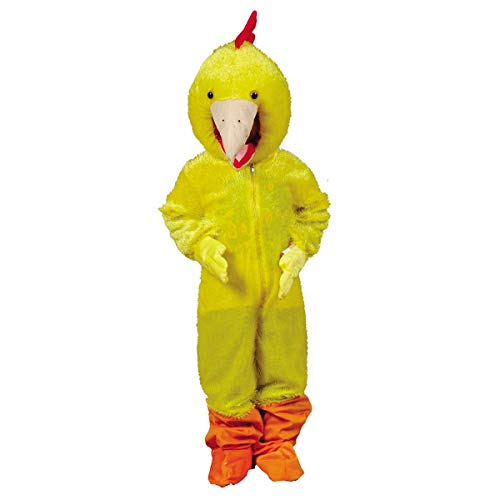Dress Up America Lustiges gelbes Huhn Kostüm für ()