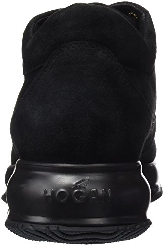 Hogan - Hxw00n0v340cr0b999, Scarpa Donna Nero (NERO)