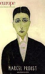 Europe, N° 1012-1013, août-septembre 2013 : Marcel Proust