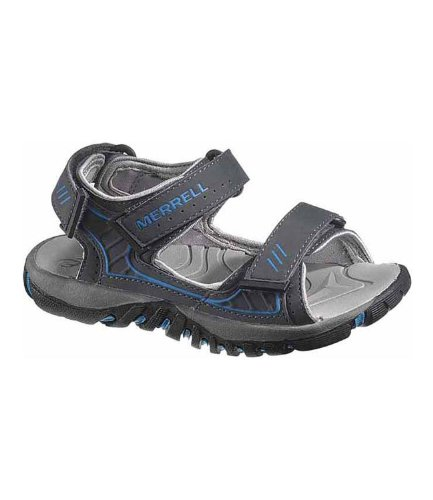 Merrell , Baskets mode pour fille Noir - Dark Shadow