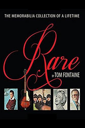 Rare: The Memorabilia Collection of a Lifetime (English Edition)