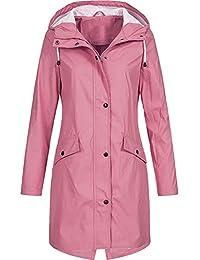 bb6cfc1e145f Amazon.co.uk  Pink - Coats   Jackets   Women  Clothing