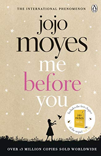Me Before You: The international bestselling phenomenon by [Moyes, Jojo]
