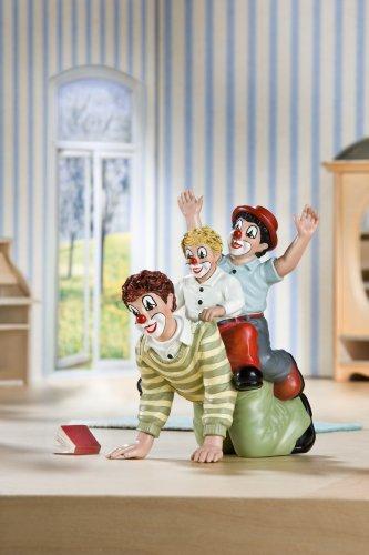 """Gilde Clown 10198 """" der doppelte Reiter """""""