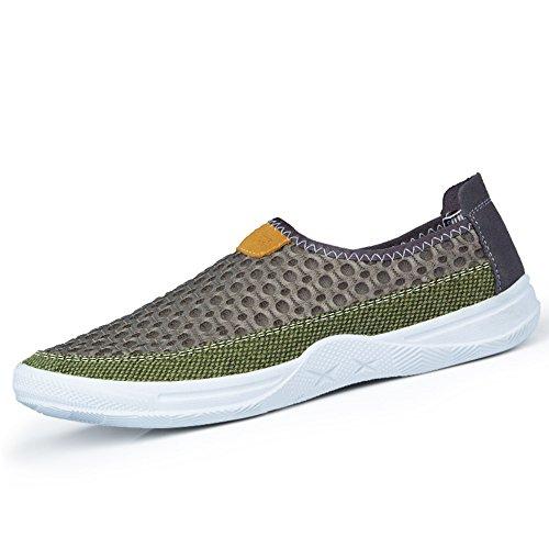 sports network espadrilles/Hommes mesh respirante chaussure A