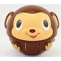 Preisvergleich für Baby-lustiges Spielzeug Kinder Affe Musik Ball Spielzeug Elektro Puzzle Sound Ball Musik Ball