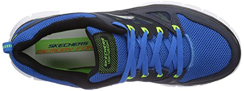 Skechers Flex Advantage Herren Sneakers Blau (Nvbl)