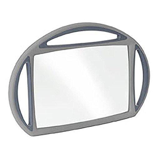 Miroir coiffure rectangulaire 3 poignées