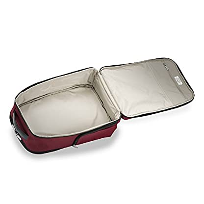 "410deAU0uVL. SS416  - Briggs & Riley Transcend Cargo Backpack, 17"", 24.5 litres, Slate Mochila tipo casual, 46 cm, liters, Gris (Slate)"