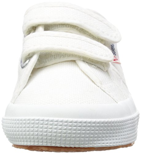Superga Unisex-Kinder 2750 Jvel Classic Low-Top Weiß (901)