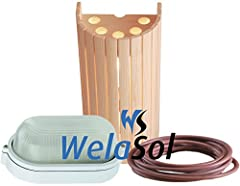 WelaSol® Lampenset