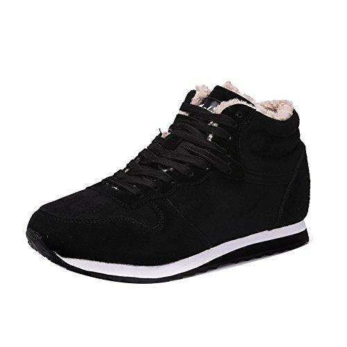 Juleya inverno caldo scarpe Sneakers - stivali da neve dinverno scarpe  sportive scarpe da corsa Sneakers 9bc6b53dbd2