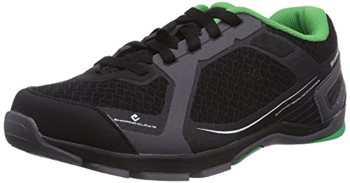 Shimano SH-CT41L, Unisex-Erwachsene Radsportschuhe - Mountainbike, Schwarz (Black), 43 EU