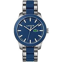 Lacoste 2010891 - Reloj de pulsera para hombre