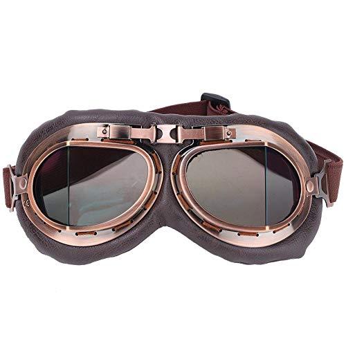 Fahrradbrille Motorradbrille Taktisch Schutzbrille Augenschutz Anti-Wind Anti-Sand Sicherheit Brille Sport-Sonnenbrille Gläser für Männer Frauen Laufen Radfahren Angeln Golf Baseball(Bunt)