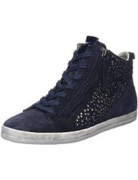 Gabor Shoes Damen Comfort High-Top Sneaker