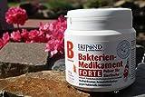 Tripond Bakterienmedikament Forte 350 Gramm für 10 Qbm