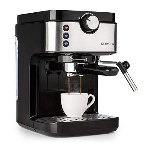 Klarstein BellaVita Espresso - Machine à expresso, 20...