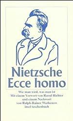 Ecce homo: Wie man wird, was man ist (insel taschenbuch)