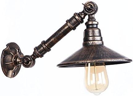 Lampade stile industriale da parete: lampada da parete stile
