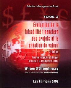 valuation de la Faisabilite Financiere des Projets et la Creation de Valeur, Dans Uneperspective St