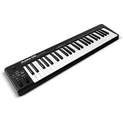 Alesis Q49 - Teclado MIDI USB y controlador con 49 teclas + Ableton Live Lite