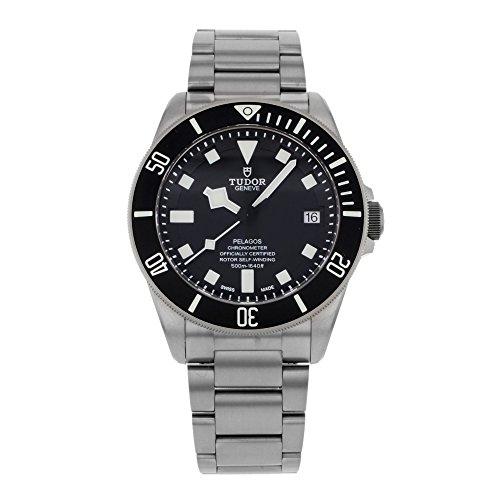 Reloj de pulsera Pelagos 25600TN-BKTI de Tudor, para hombre, color negro