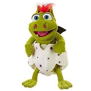 Living Puppets Gregor - Marioneta de Mano en Huevo (tamaño pequeño)