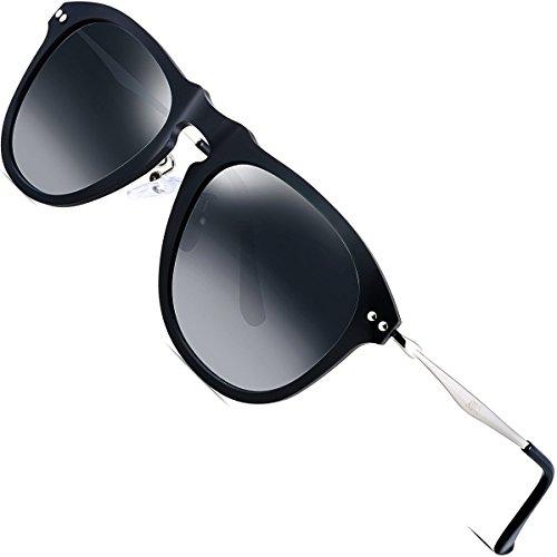 SIPLION Damen Polarisiert Sonnenbrille Fahrerbrille Verspiegelt Sonnenbrille UV400